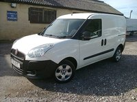 2011 FIAT DOBLO 1.3 16V MULTIJET 90 BHP £3195.00