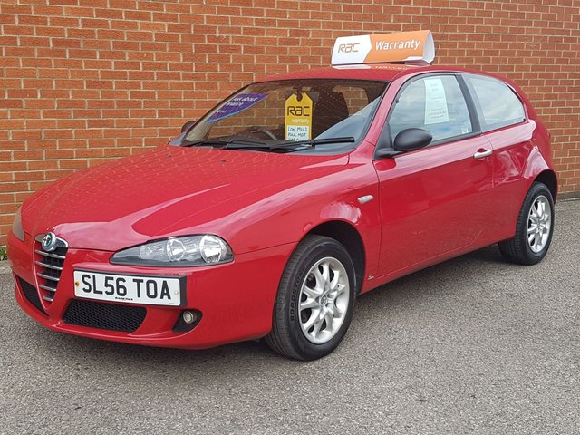2006 56 ALFA ROMEO 147 1.6 T.SPARK 16V LUSSO RAC Warranty Included