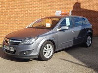 2007 VAUXHALL ASTRA 1.4 SXI 16V TWINPORT 5d RAC Warranty Included  £SOLD