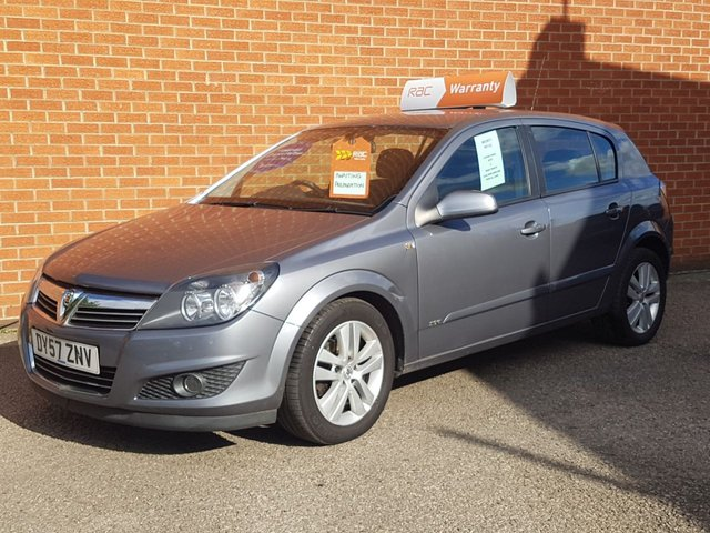 2007 57 VAUXHALL ASTRA 1.4 SXI 16V TWINPORT 5d RAC Warranty Included