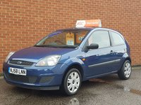 2008 FORD FIESTA 1.2 STYLE 16V Choice of 3 £2495.00