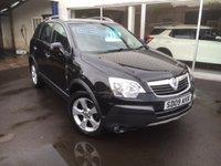 2009 VAUXHALL ANTARA 2.0 S CDTI 5d AUTO 150 BHP £7495.00