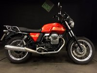 2011 MOTO GUZZI V7 CLASSIC 2011, 3958, 1 OWNER. LOVELY CONDITION. SERVICED £3950.00