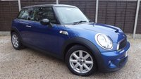 USED 2011 61 MINI HATCH COOPER 1.6 COOPER S 3d 184 BHP A/con, Cruise, 6 mnth warranty