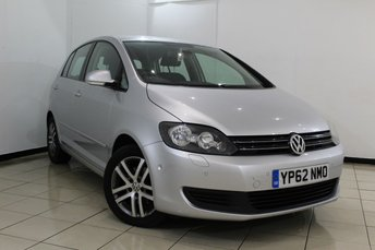 2012 VOLKSWAGEN GOLF PLUS}