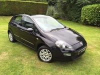 2013 FIAT PUNTO 1.2 EASY 5d 69 BHP £4980.00