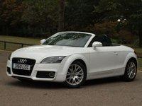 2010 AUDI TT 1.8 TFSI 2d 160 BHP £10995.00