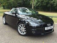 2013 AUDI TT 1.8 TFSI SPORT 2d 158 BHP £13995.00