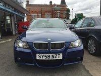 USED 2008 58 BMW 3 SERIES 3.0 330D M SPORT 4d AUTO 228 BHP