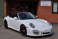 2011 PORSCHE 911 3.8 CARRERA GTS PDK 2d AUTO 408 BHP £SOLD