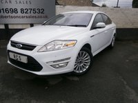 2013 FORD MONDEO 2.0 ZETEC BUSINESS EDITION TDCI 5dr £8480.00