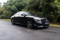 USED 2014 64 MERCEDES-BENZ CLA 1.8 CLA200 CDI AMG SPORT 4d AUTO 136 BHP