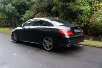 USED 2014 64 MERCEDES-BENZ CLA 1.8 CLA200 CDI AMG SPORT 4d AUTO 136 BHP