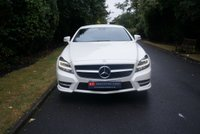 USED 2013 63 MERCEDES-BENZ CLS CLASS 3.0 CLS350 CDI BLUEEFFICIENCY AMG SPORT 4d AUTO 265 BHP