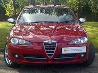 2007 ALFA ROMEO 147 1.9 JTDM 16V SPORT Q2 3d 148 BHP £4495.00