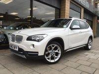 2013 BMW X1 2.0 XDRIVE [PAN ROOF] 20D XLINE 181 BHP x LINE £17495.00