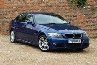 2010 BMW 3 SERIES 2.0 318D M SPORT 4d 141 BHP £9480.00