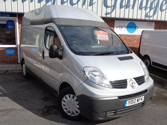 2012 RENAULT TRAFIC 2.0 LH29 DCI H/R 1d 115 BHP £6000.00
