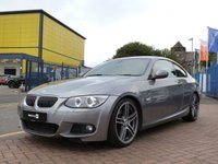 2010 BMW 3 SERIES 3.0 325D M SPORT 2d COUPE £10995.00