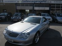 2005 MERCEDES-BENZ SL