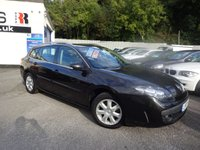 USED 2010 10 RENAULT LAGUNA 2.0 DYNAMIQUE TOMTOM DCI 5d 150 BHP NATIONALLY PRICE CHECKED DAILY
