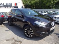 USED 2011 11 NISSAN QASHQAI 2.0 N-TEC DCI 5d 148 BHP NATIONALLY PRICE CHECKED DAILY