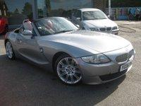 2006 BMW Z4 3.0 Z4 SI SPORT ROADSTER 2d AUTO 262 BHP £6995.00