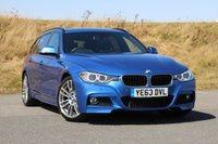 2013 BMW 3 SERIES 2.0 320D M SPORT TOURING 5d 181 BHP £SOLD