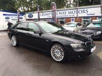2007 BMW 7 SERIES 3.0 730D SPORT 4d AUTO 228 BHP £7995.00
