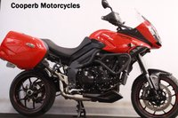 USED 2014 64 TRIUMPH TIGER SPORT 1050 ABS 15301 Miles