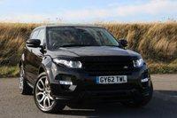 2013 LAND ROVER RANGE ROVER EVOQUE 2.2 SD4 DYNAMIC 5d AUTO 190 BHP £29945.00
