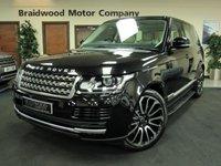 2013 LAND ROVER RANGE ROVER 3.0 TDV6 VOGUE 5d AUTO 258 BHP £47950.00