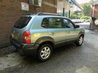 2004 HYUNDAI TUCSON 2.0 CDX CRTD 4WD 5d 111 BHP £995.00