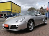 USED 2010 60 PORSCHE CAYMAN 2.9 987 24V PDK 2d  £10,000 OPTIONS ~ FULL PORSCHE SERVICE HISTORY ~ PDK AUTOMATIC GEARBOX ~ PCM WITH EXTENDED SAT NAV ~ HEATED LEATHER