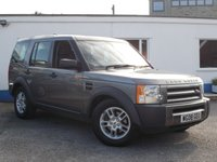 USED 2008 08 LAND ROVER DISCOVERY 2.7 3 TDV6 GS 5d AUTO 188 BHP NEW SERVICE+LONG MOT