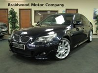 2009 BMW 5 SERIES 3.0 525D M SPORT 4d 195 BHP £11990.00
