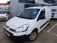 2013 CITROEN BERLINGO 1.6 625 X L1 HDI 1d 74 BHP SOLD