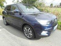 2016 SSANGYONG TIVOLI  1.6 (128ps) (2WD) ELX (s/s) Hatchback 5d 1597cc Auto £16500.00