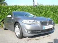 2012 BMW 5 SERIES 2.0 520D SE 4d AUTO 181 BHP £14999.00