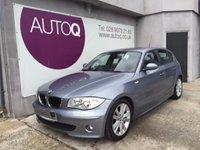 2005 BMW 1 SERIES 2.0 120D SPORT 5d 161 BHP £4950.00