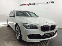 2012 BMW 7 SERIES 3.0 730D M SPORT 4d 242 BHP £22995.00