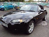 2007 MAZDA MX-5 1.8 I 2d 125BHP Roadster £4390.00