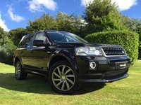 2011 LAND ROVER FREELANDER 2.2 SD4 SPORT LE 5d AUTO 190 BHP £16490.00