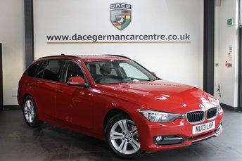 2013 BMW 3 SERIES 2.0 320D XDRIVE SPORT 4X4 TOURING 5DR 181 BHP £12970.00