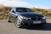 2014 BMW 4 SERIES 3.0 435I M SPORT AUTO £28750.00
