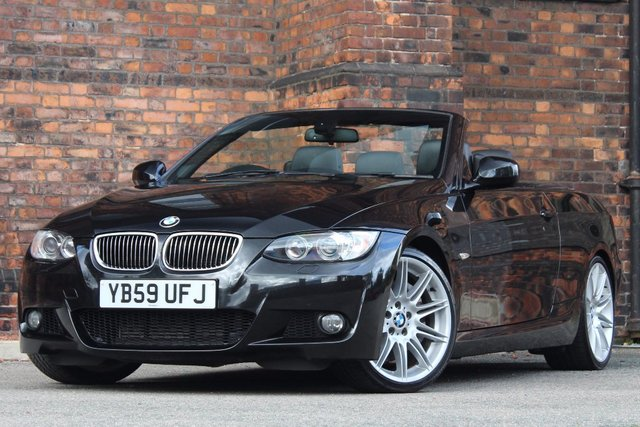 2010 59 BMW 3 SERIES 3.0 335I M SPORT HIGHLINE DCT 2dr **LOW WARRANTED MILES**