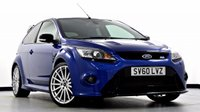 2010 FORD FOCUS 2.5 RS 3dr £26495.00