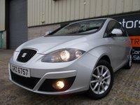 2013 SEAT ALTEA 1.6 TDI CR SE COPA DSG 5d AUTO 105 BHP £8995.00