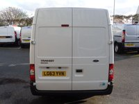 USED 2013 63 FORD TRANSIT 2.2 260 1d 99 BHP SWB MEDIUM ROOF
