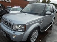 2009 LAND ROVER DISCOVERY 3.0 4 TDV6 HSE 5d AUTO 245 BHP £18490.00